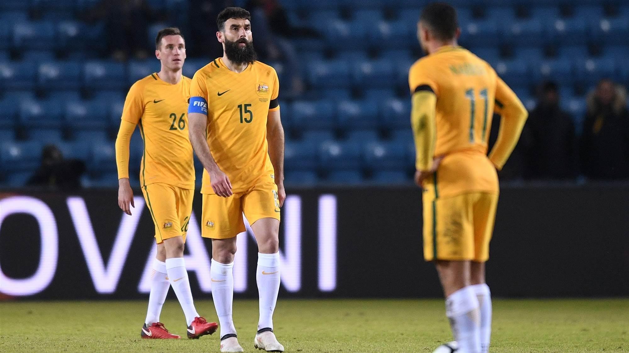 Socceroos player ratings against Norway