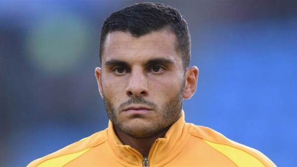 Nabbout makes J-League debut