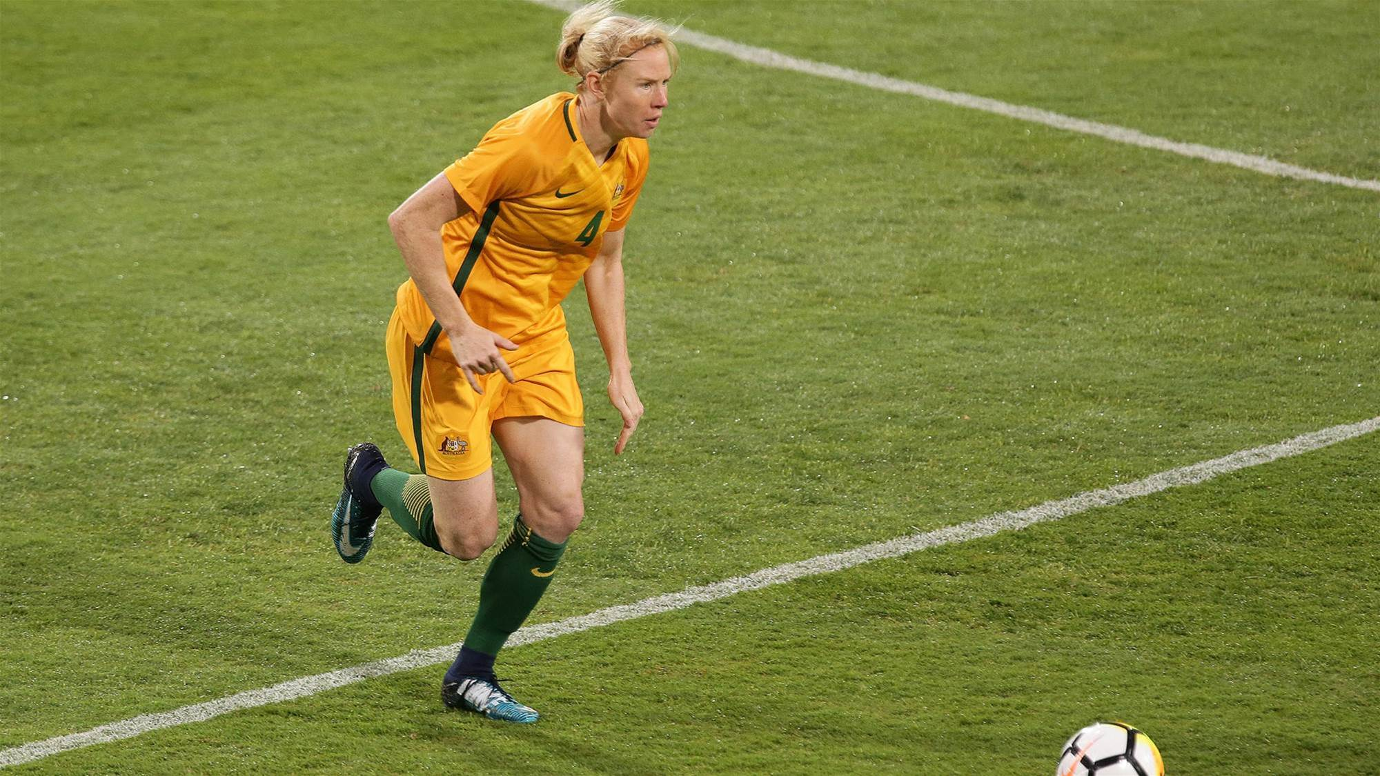 Another Matilda heads to NWSL