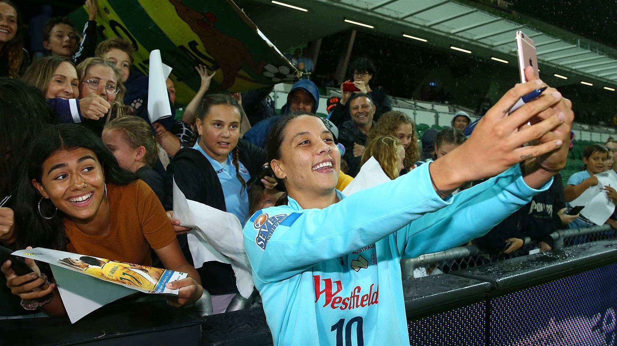 Aussies Abroad NWSL Wrap: July 20-22