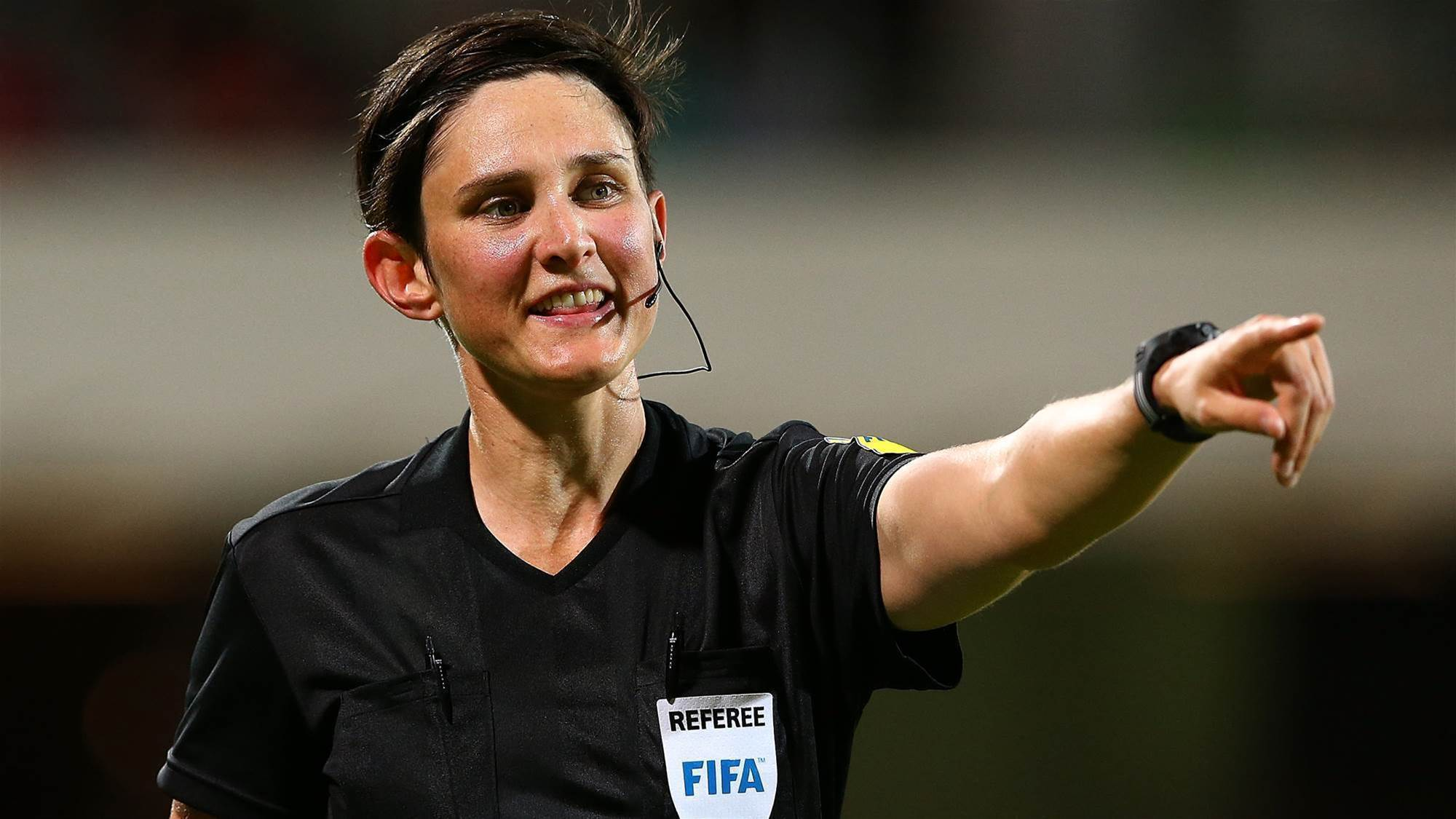 W-League referees named to officiate U-20 Women's World Cup