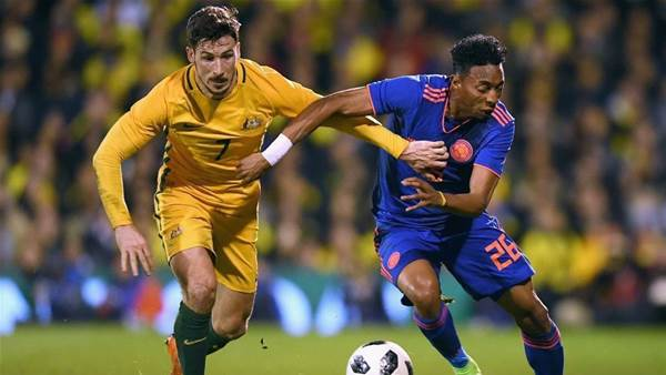 Socceroos v Colombia player ratings