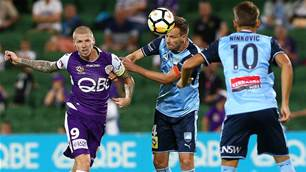 Perth Glory v Sydney FC player ratings