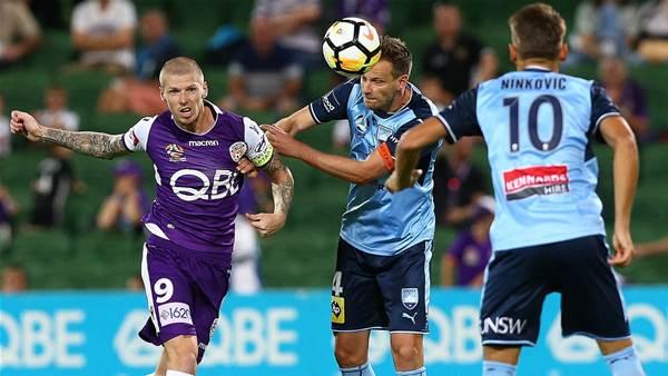 Perth Glory v Sydney FC player ratings