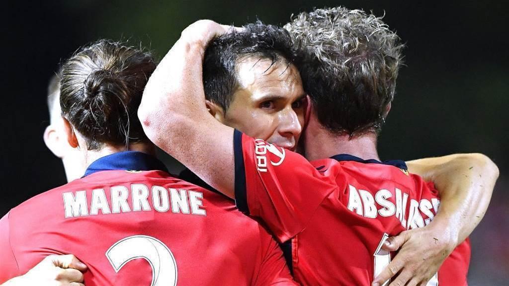 Isaias named Aurelio Vidmar Club Champion