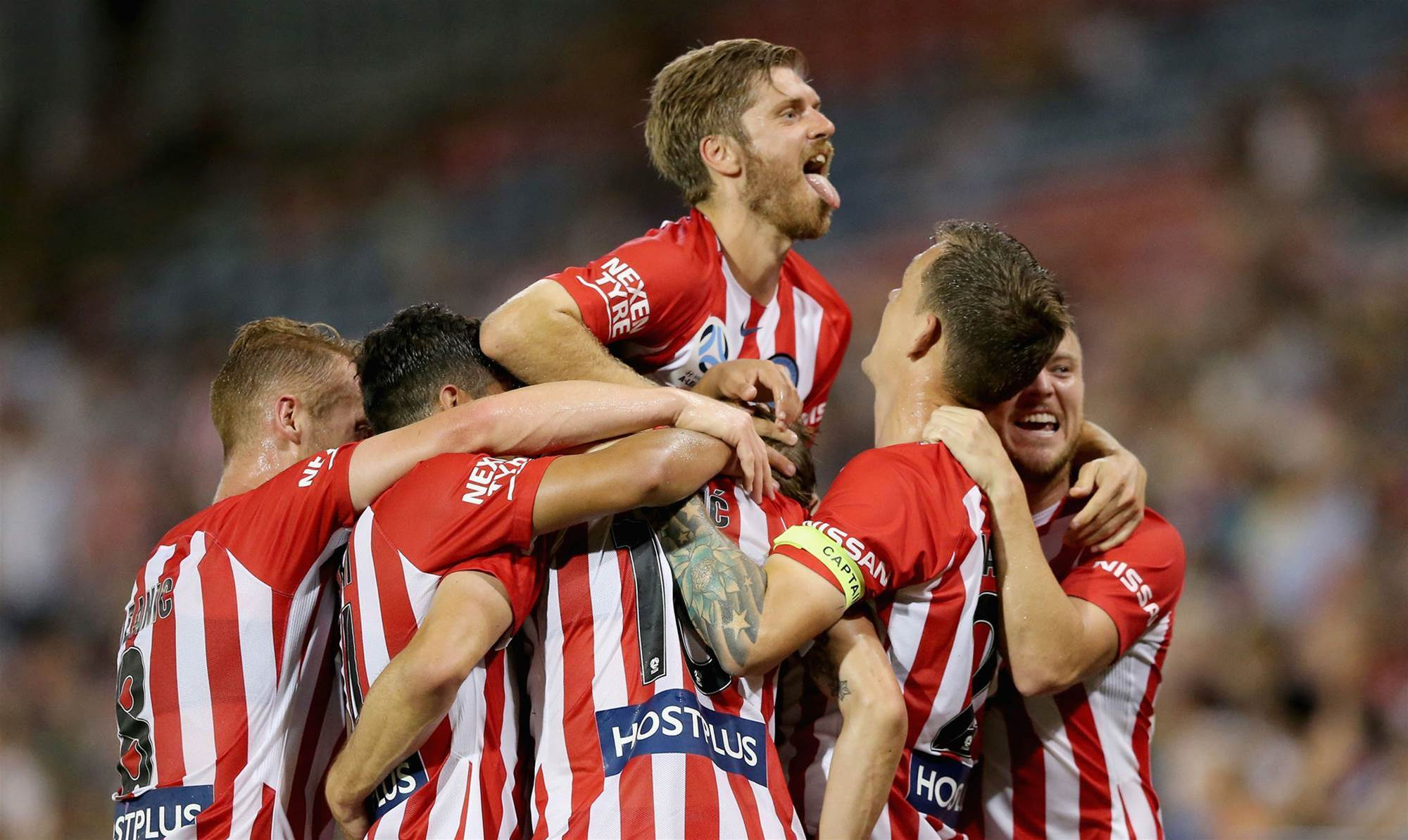 Vidosic: Melbourne City firing at the right time