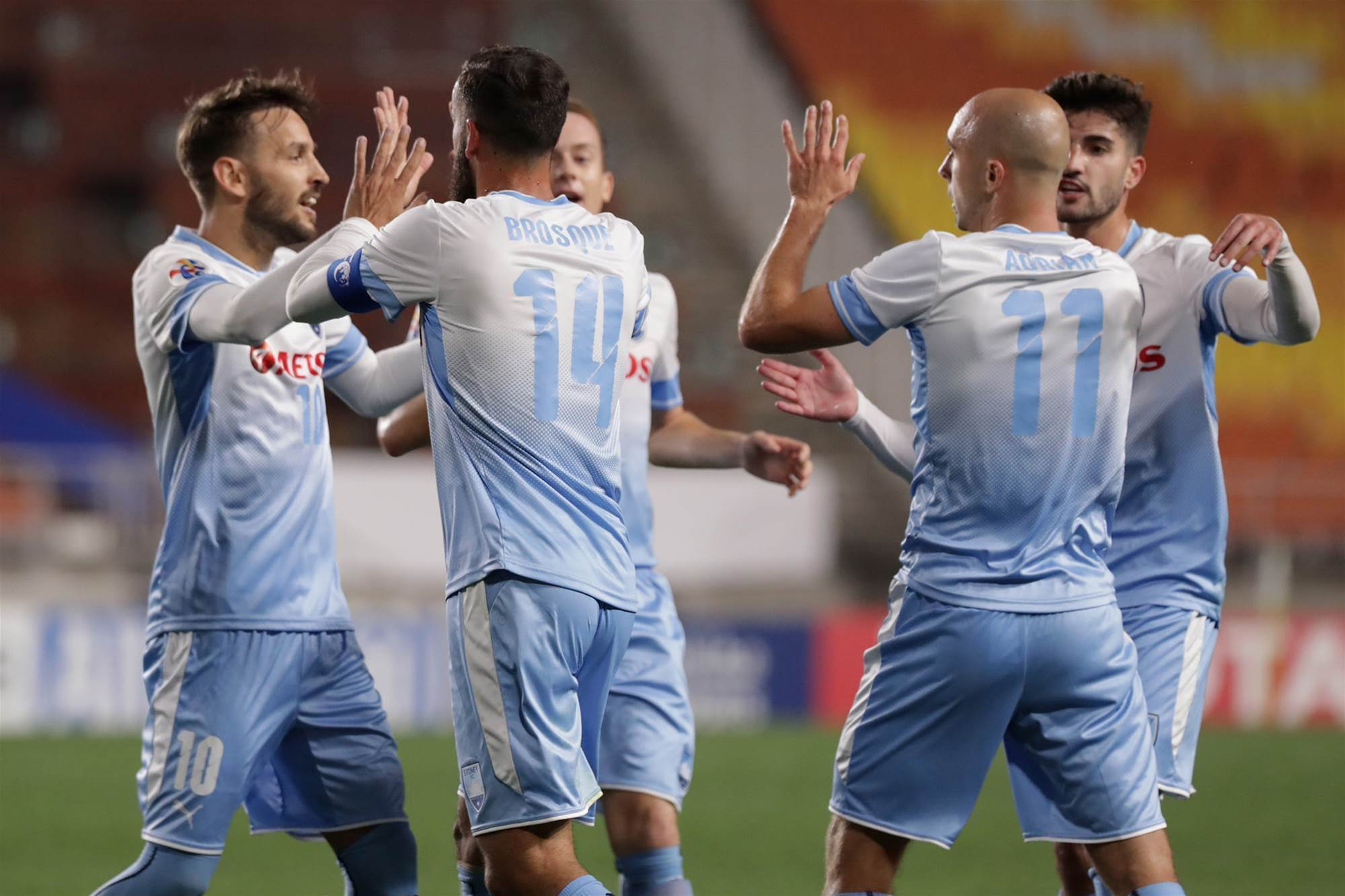 Suwone, Sydney four! Sky Blues storm back into ACL contention