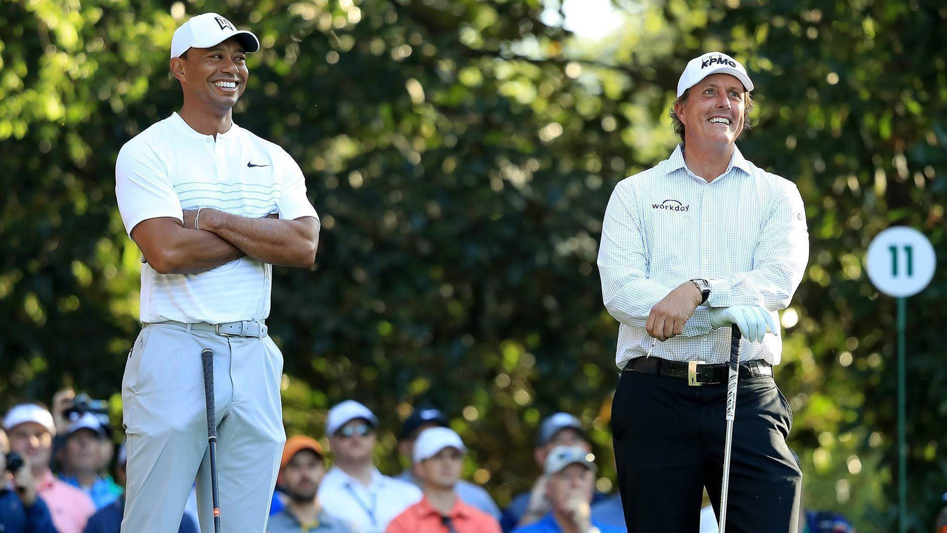 Tiger v Phil – The next chapter in modern golf's greatest rivalry