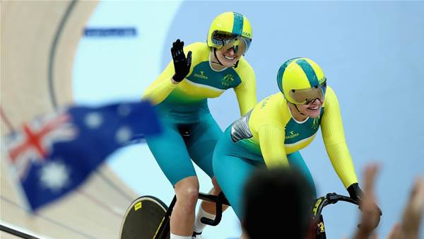 No silver or bronze for Para-athletes in track cycling
