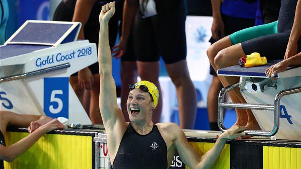 Top moments 2018: Cate Campbell returns
