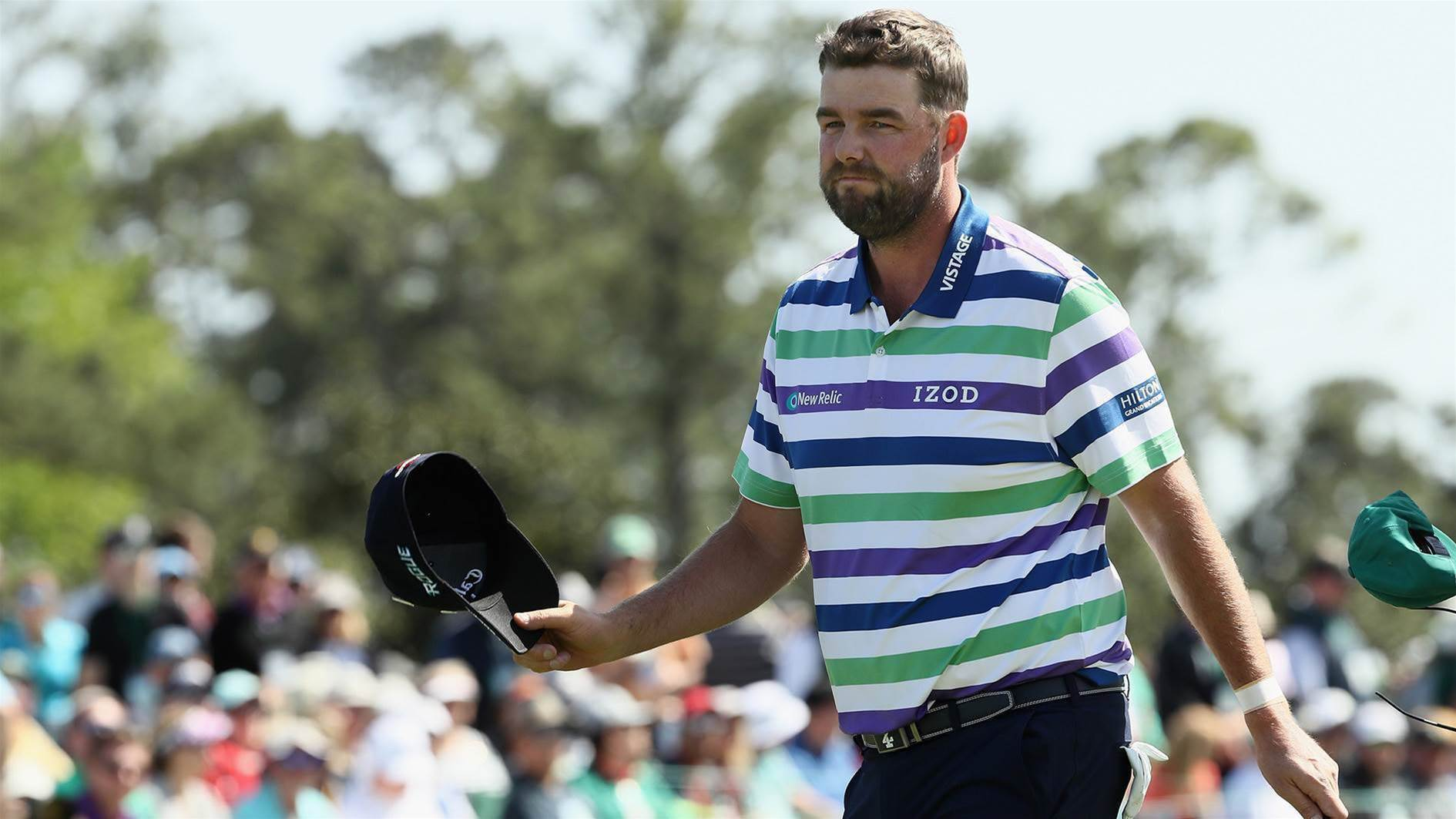 Leishman ready to chase Masters expert Spieth