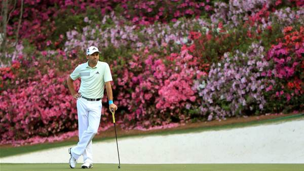 Garcia out of Masters after virus test