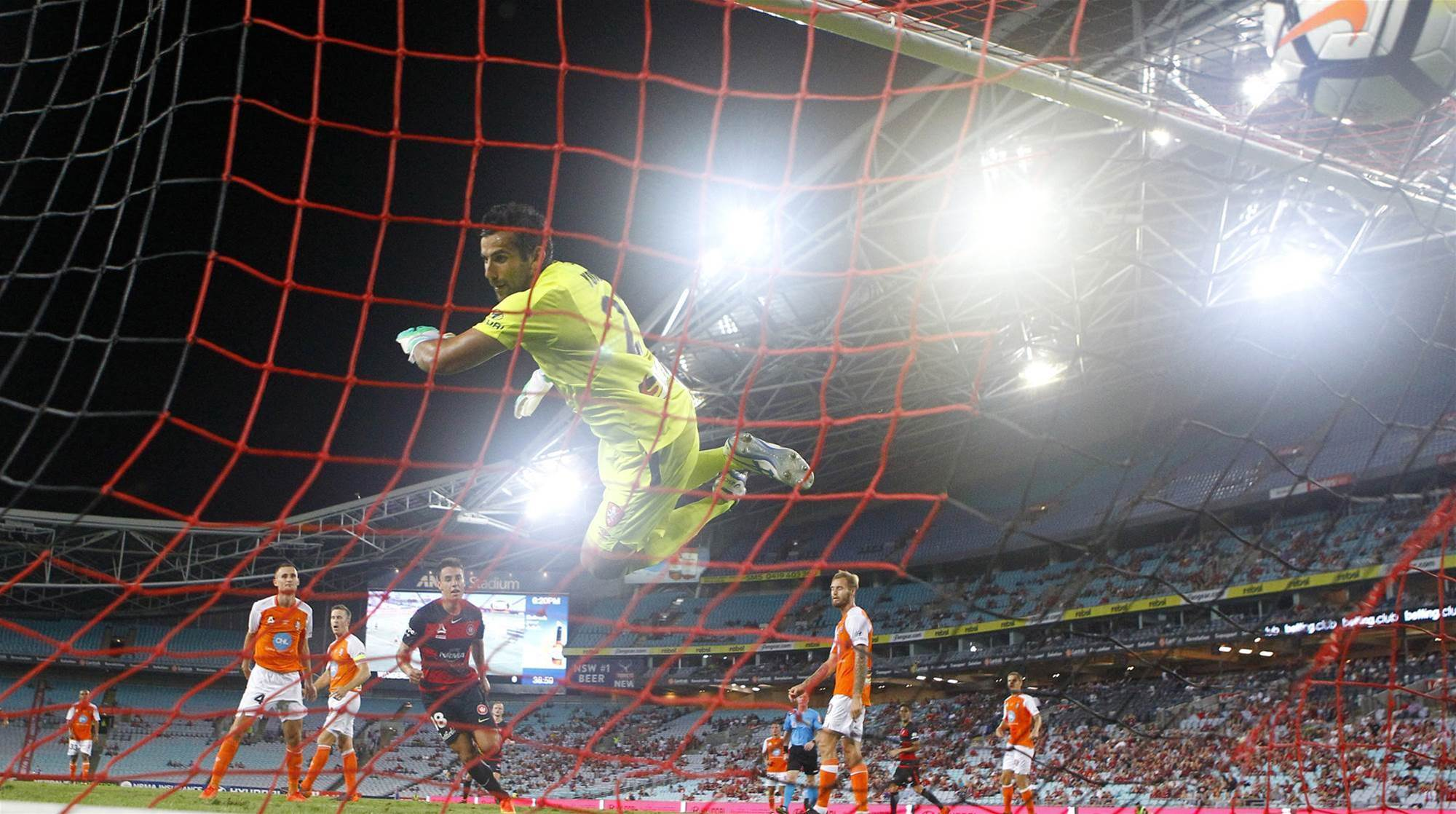 Western Sydney Wanderers v Brisbane Roar player ratings