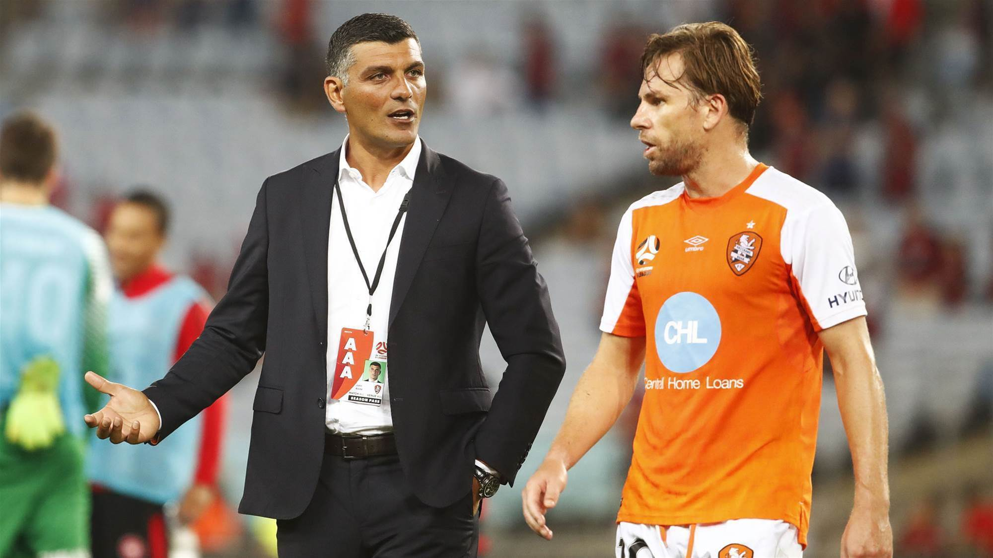 Holman predicts another 'big result' for Brisbane Roar