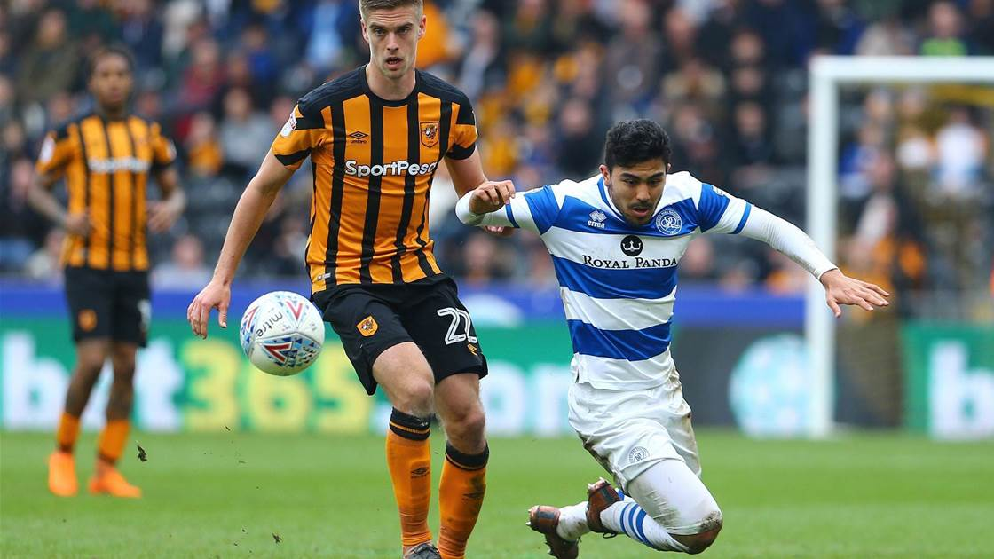 Irvine's Hull smash Luongo's QPR