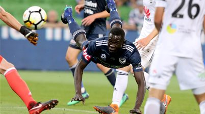 Patience pays for Melbourne Victory's King Kenny