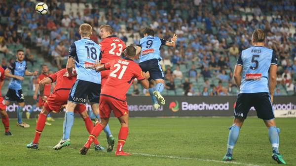 Sydney FC v Adelaide United player ratings
