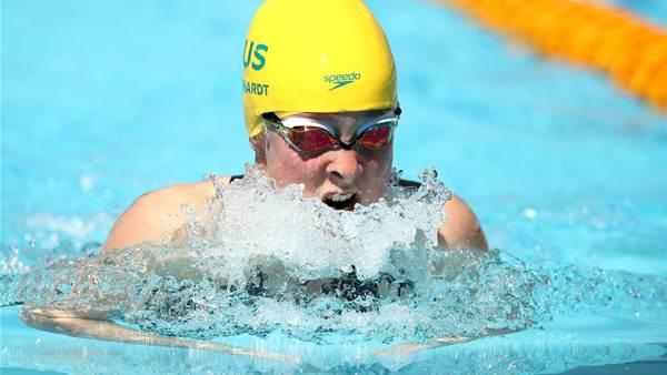 Leonhardt looking forward to facing Kiwi rival
