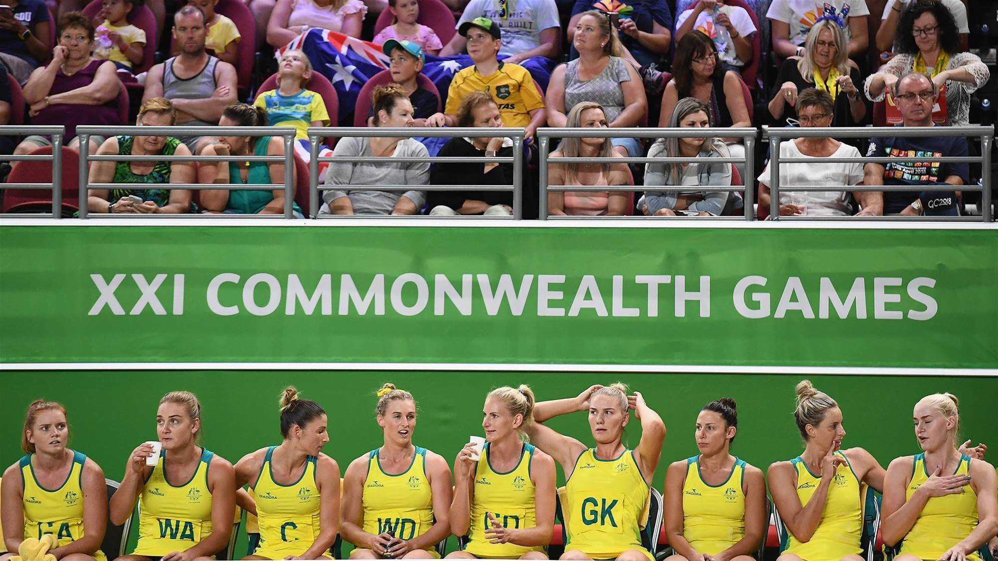Diamonds get to defend Glasgow gold