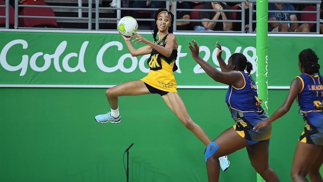 Thunderbirds secure Jamaican defender