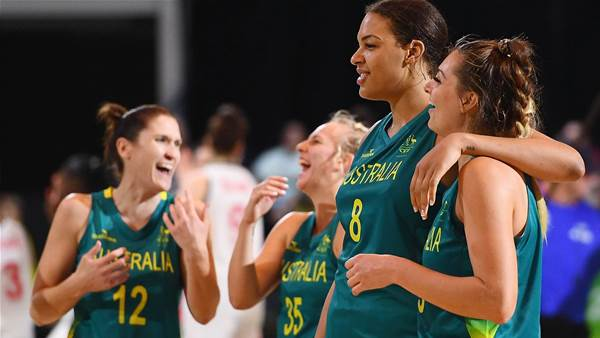 Opals through to semifinal