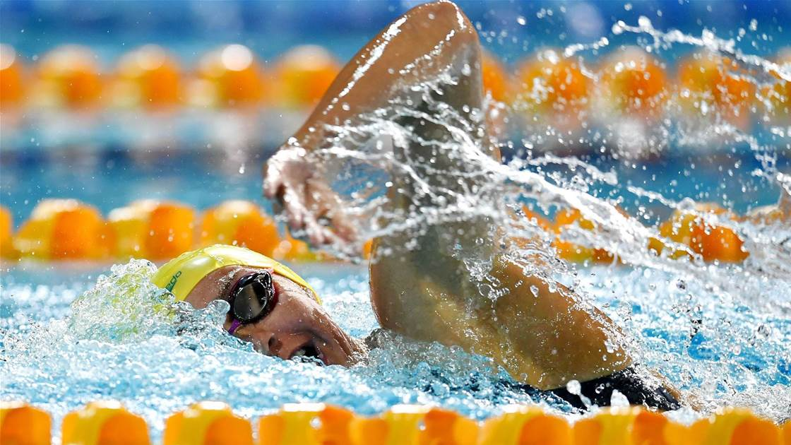 New breed of distance swimmers looking to Tokyo