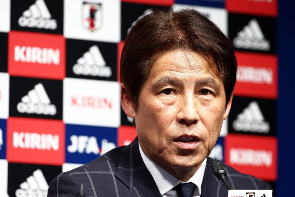 "Japan's squad ""suffering"" a familiar sight"