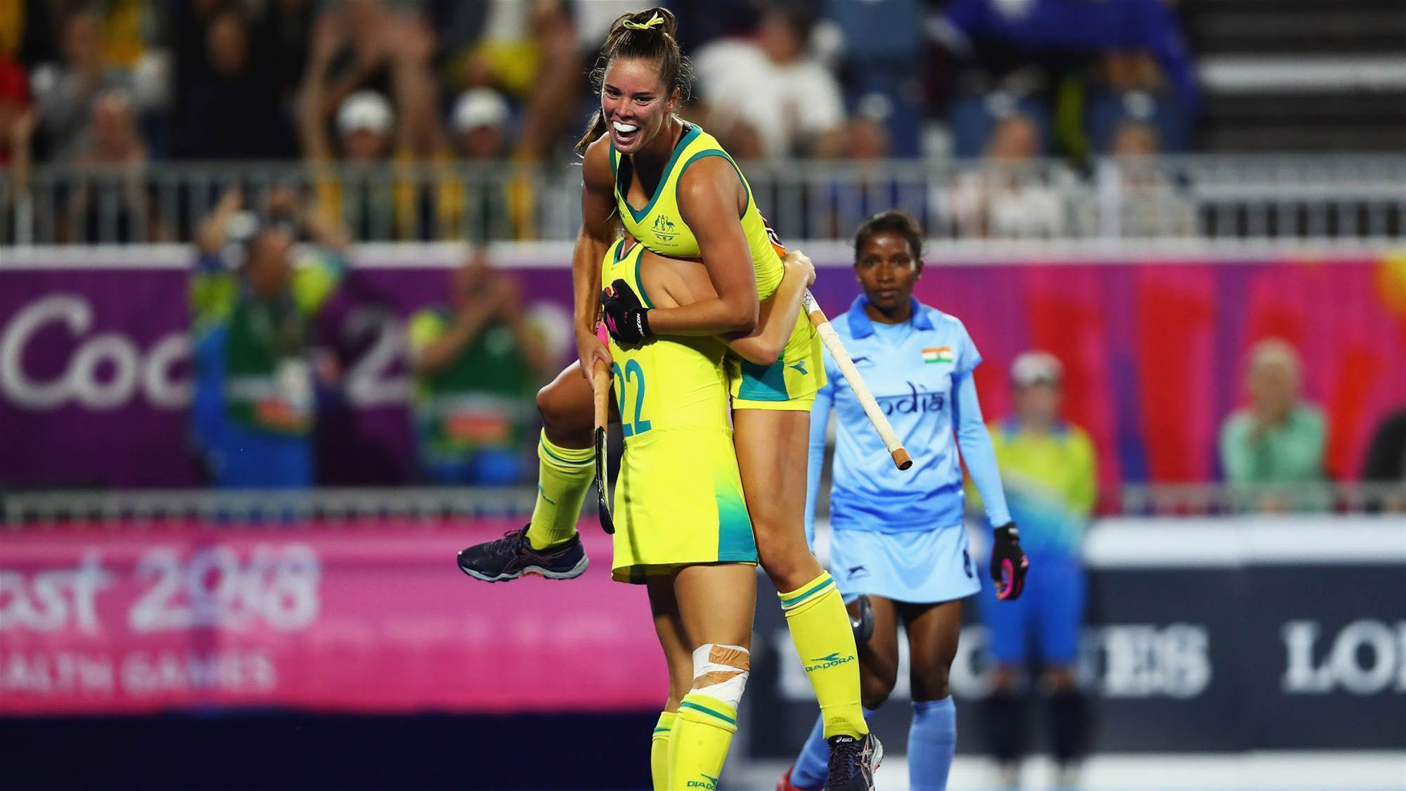 Hockeyroos ready to dual with Kiwis