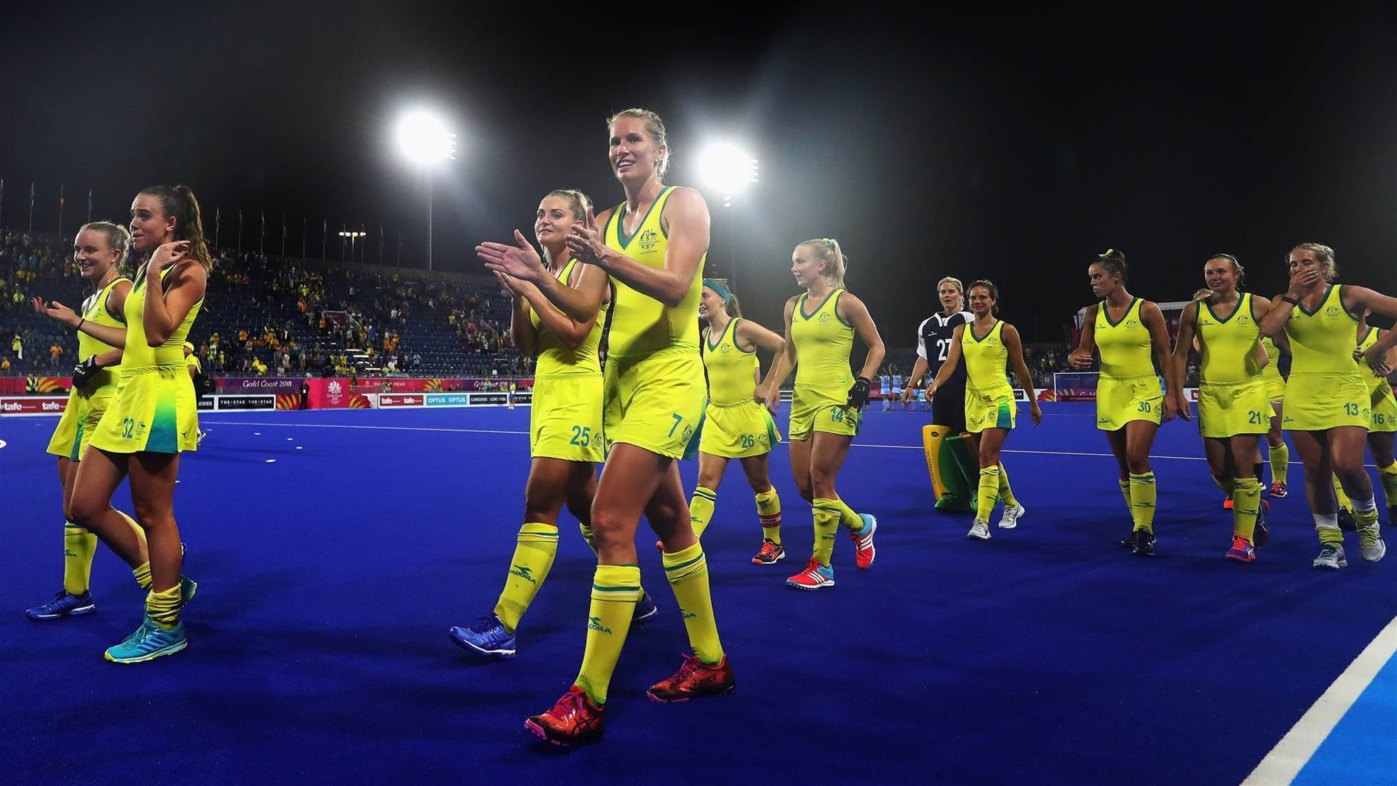 Hockeyroos announce World Cup squad