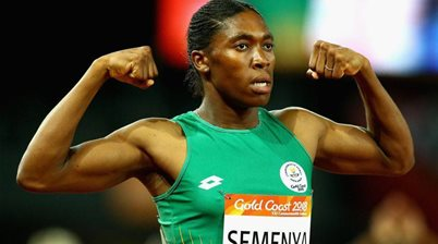 Semenya wins Gold...but is this the last time?