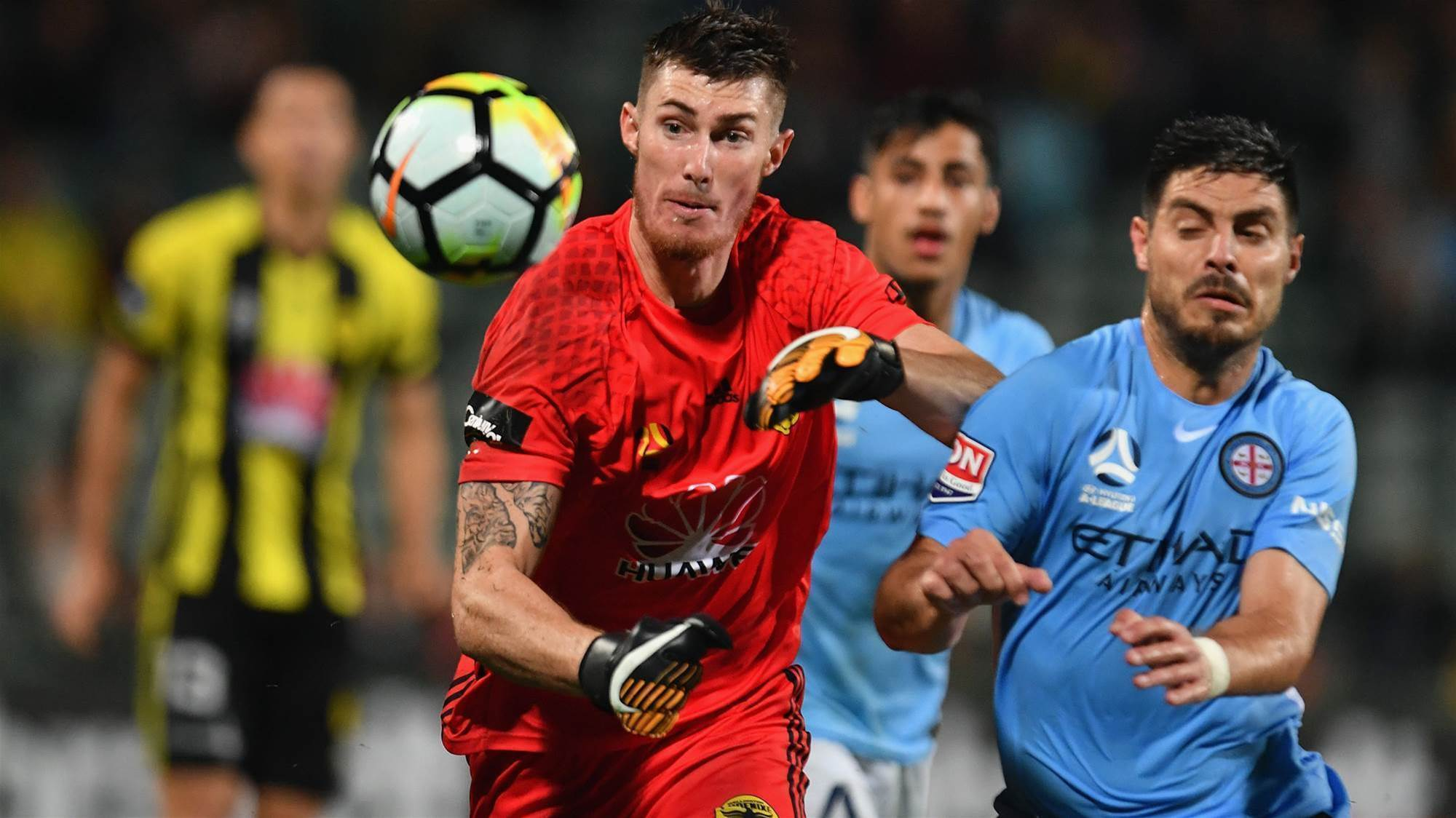 Wellington Phoenix v Melbourne City player ratings