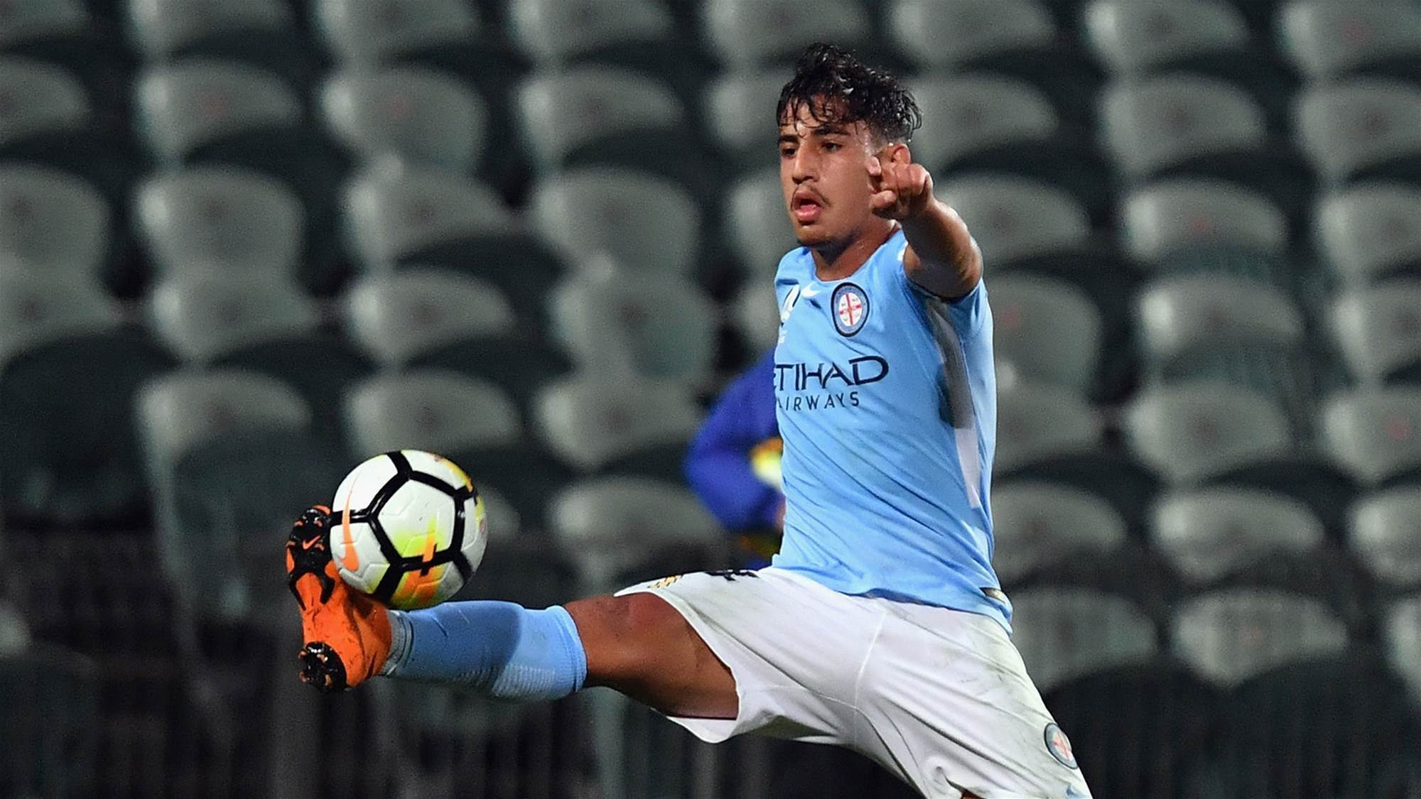 City boss: Arzani can be an Australian icon