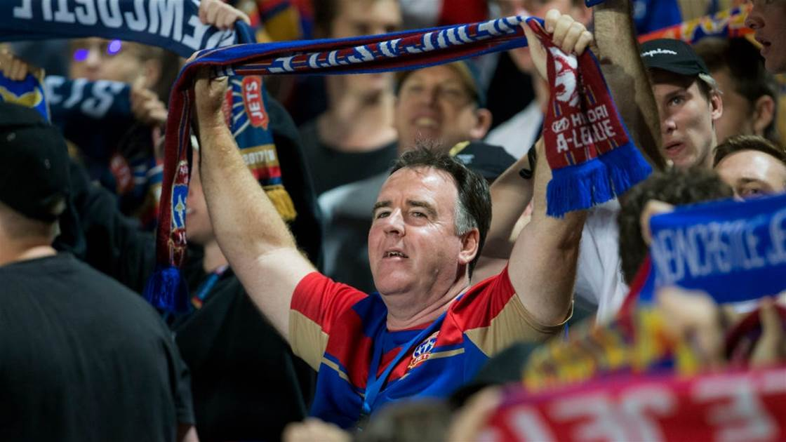 Report: Newcastle Jets CEO quits club