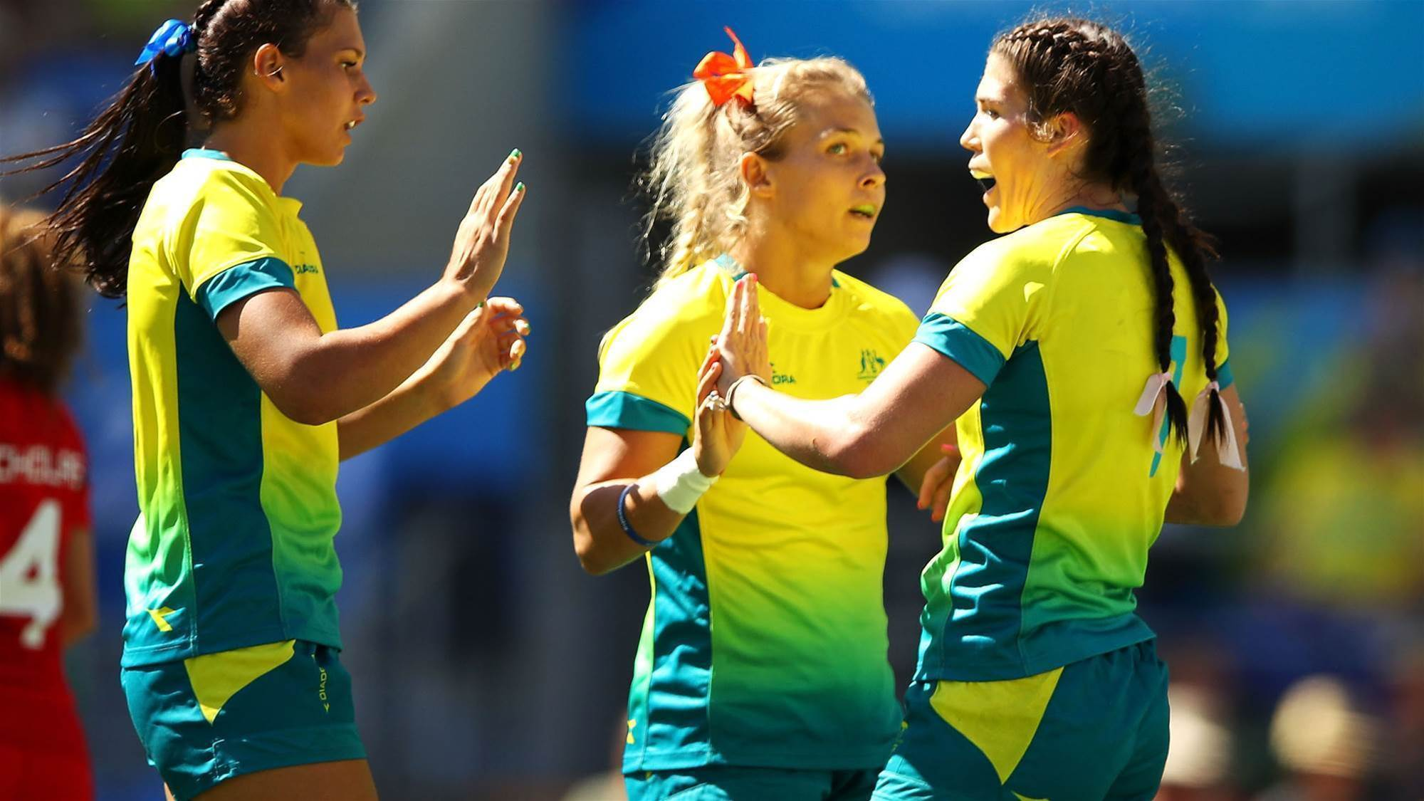 Aussie 7s through to gold medal match