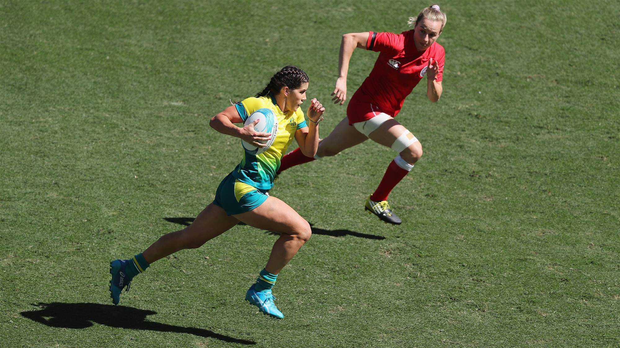 Aussies ready for Langford 7s