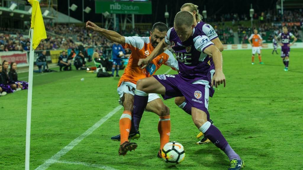 Glory re-sign key defensive trio