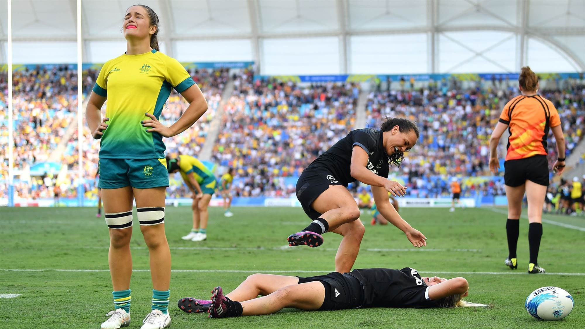 Commonwealth Games loss to motivate Aussie 7s