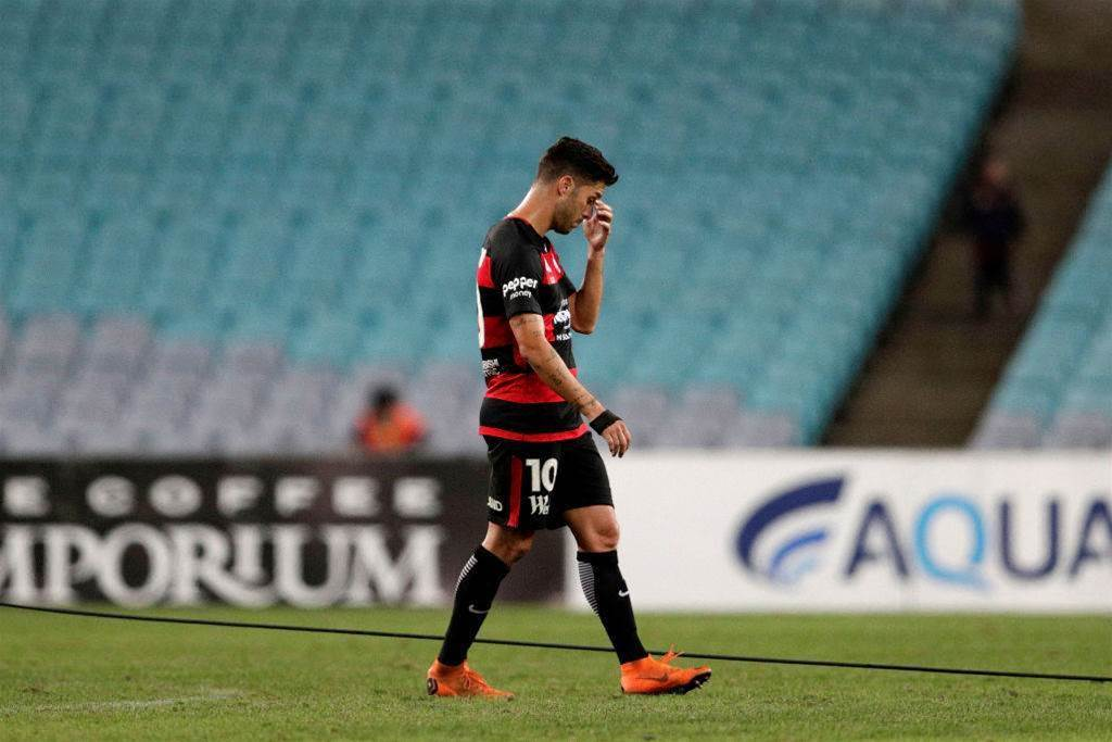 Wanderers rebuild begins with scrapping key trio
