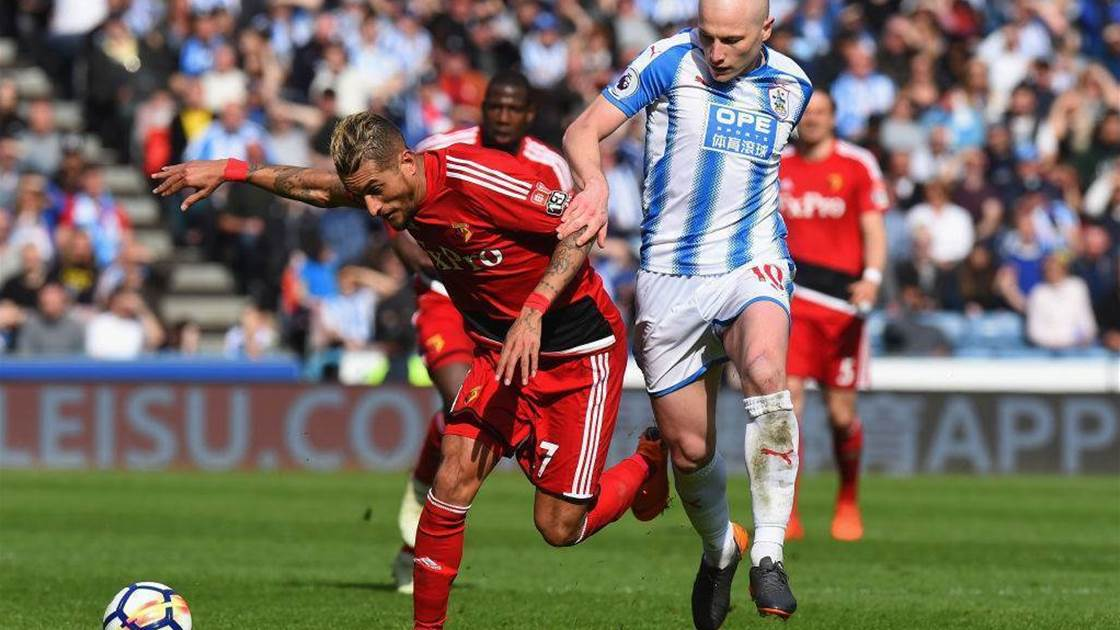 Mooy and Ryan remain in relegation dogfight