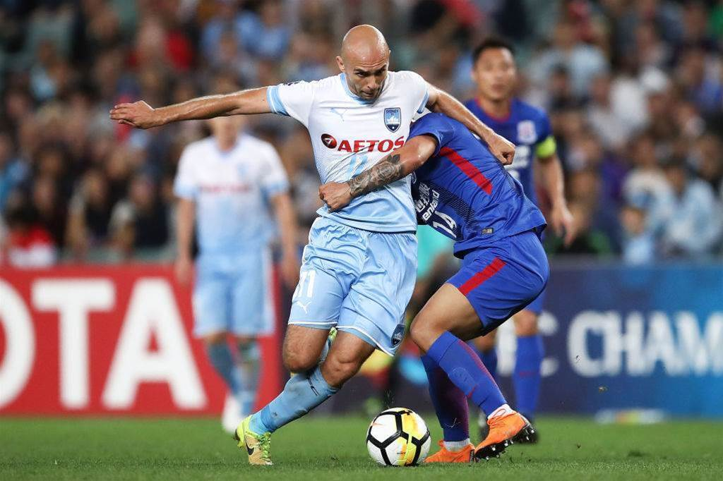 Brosque slams Allianz surface after ACL exit