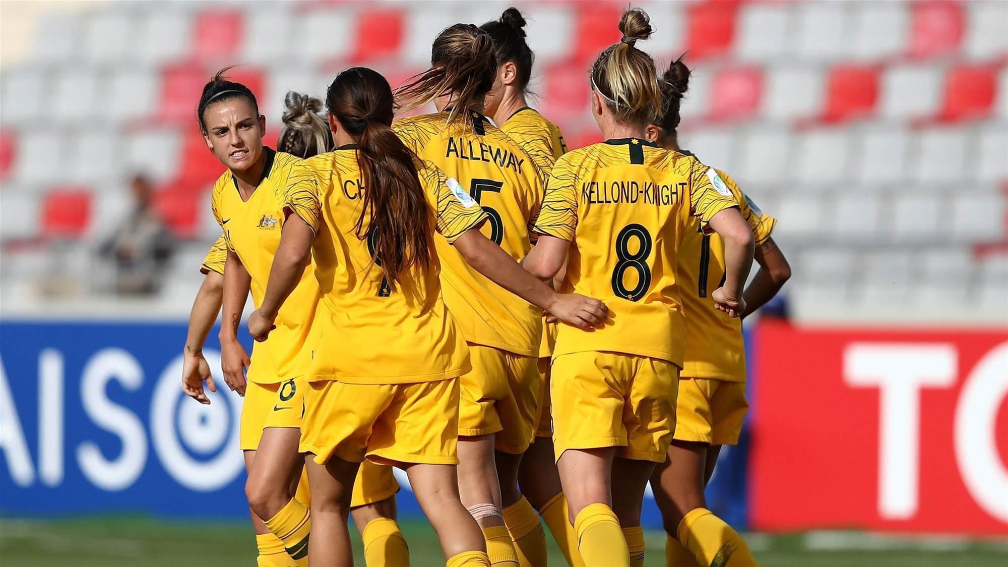 Matildas through to final in dramatic fashion