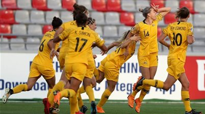Matildas learn Olympic qualifying group