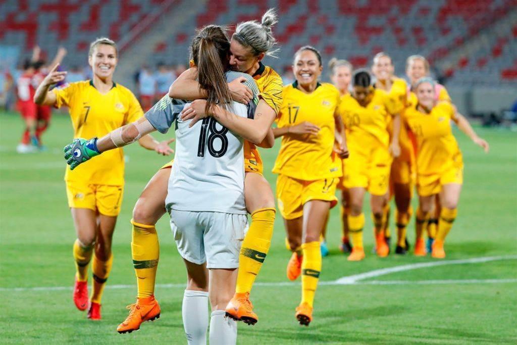 Matildas vs Thailand: Player Ratings