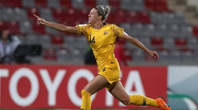 Our favourite Matildas moments: Alanna Kennedy