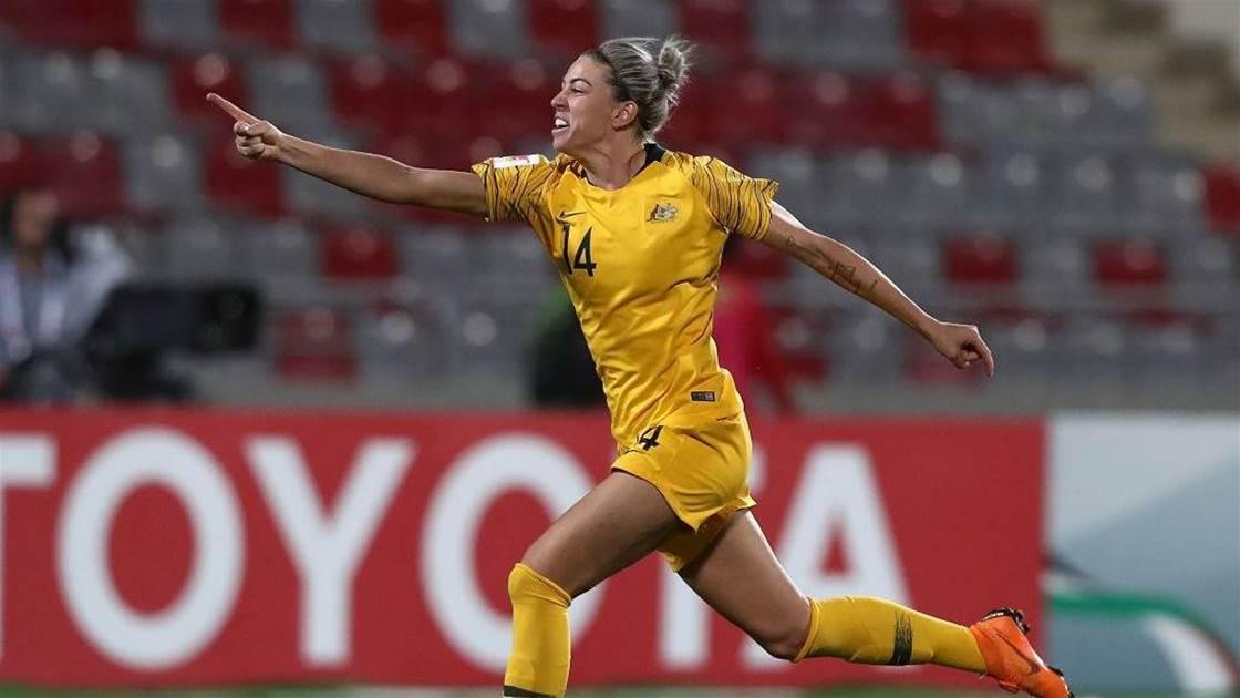 Our favourite Matildas moments: Alanna Kennedy