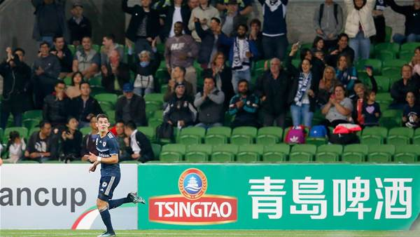 Aussie youngster re-signs in Japan