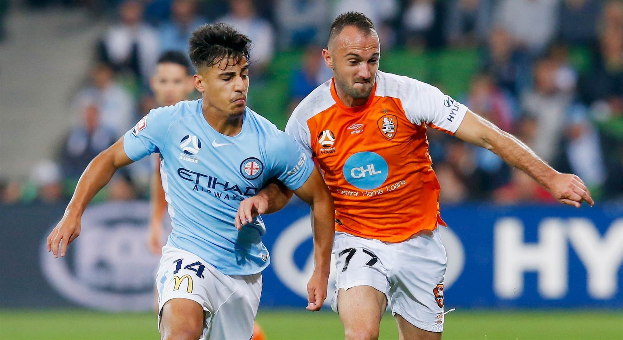 Perth Glory signs former Socceroo Franjic