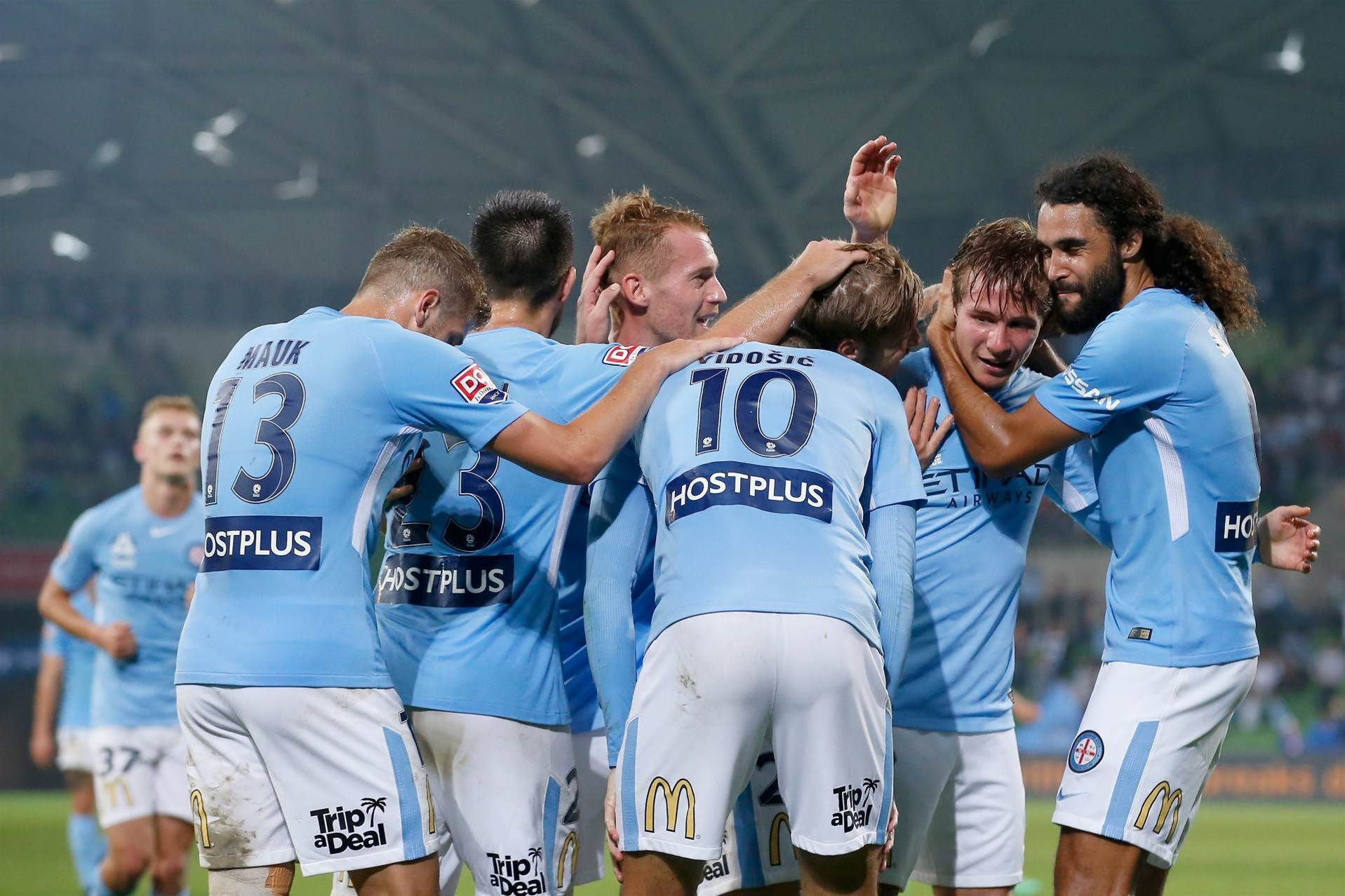Melbourne City vs Brisbane Roar: Player Ratings