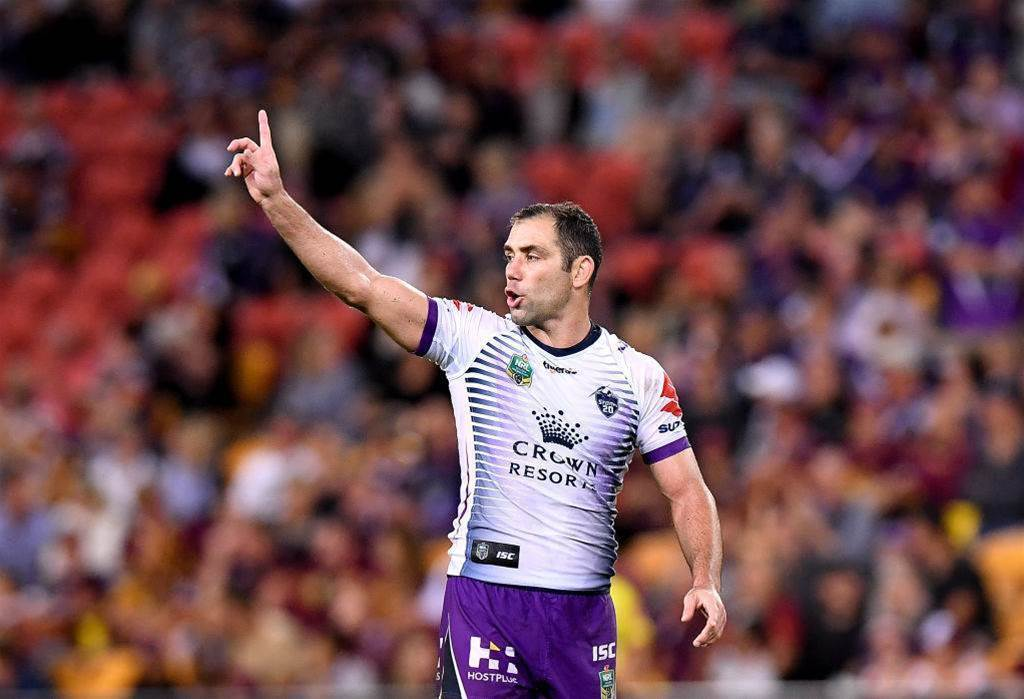 Cameron Smith: I don't want to coach