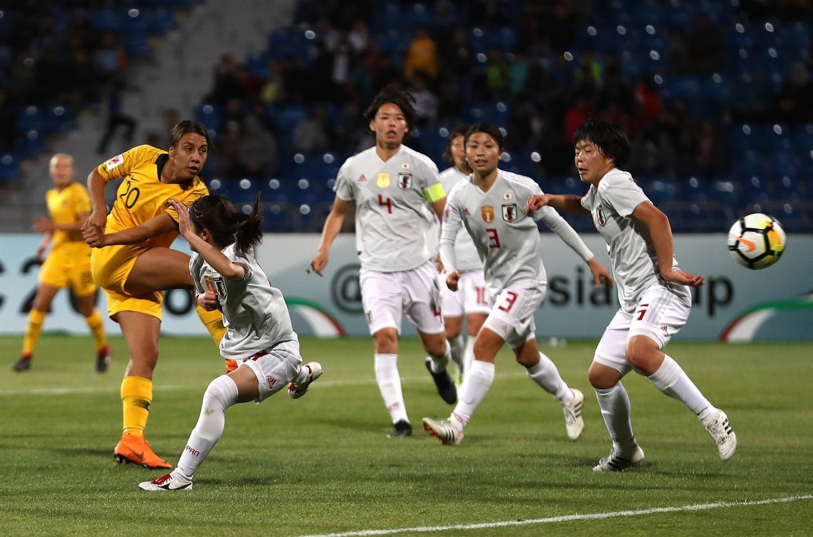 Matildas v Japan: Player Ratings